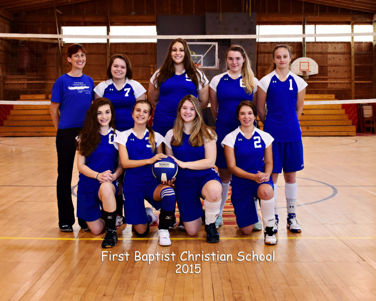 Volleyball 2015-16
